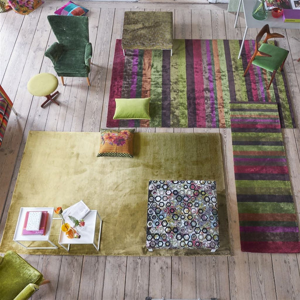 Eberson Moss - Designers Guild Rugs at Fig Linens