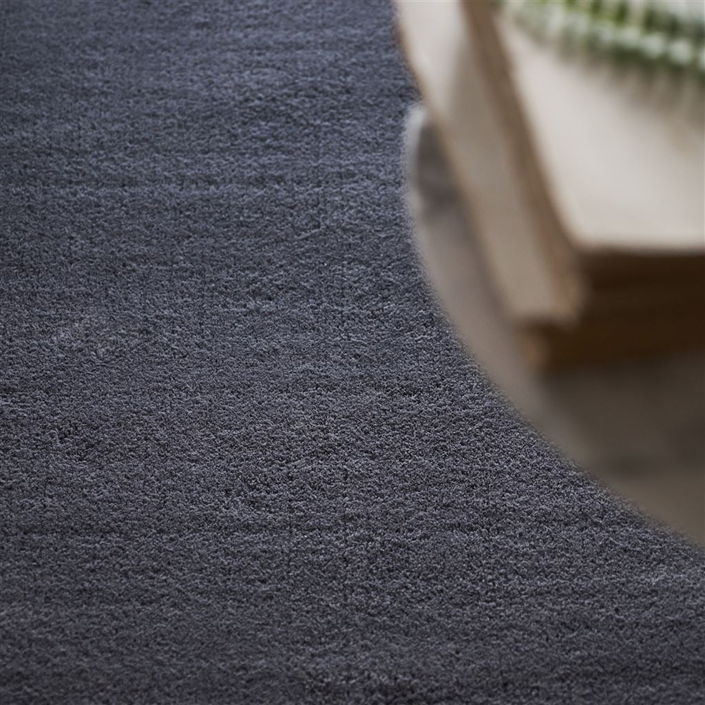 Capisoli Granite Rug - Up-close - Designers Guild