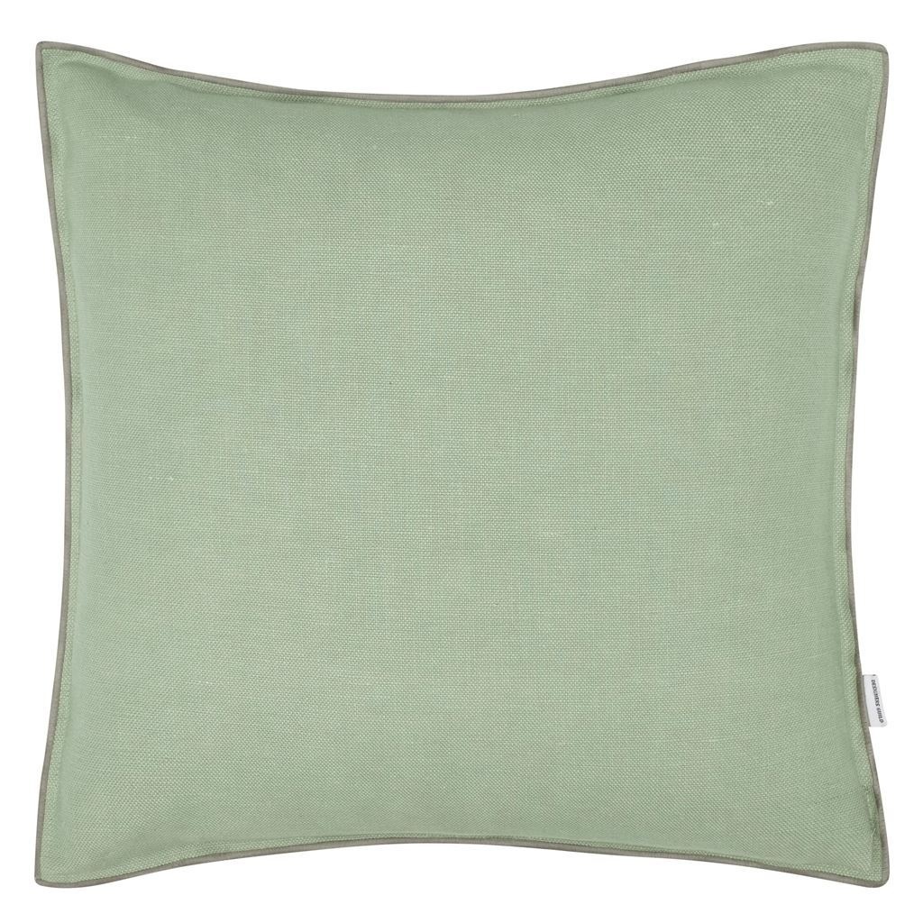 Milazzo Antique Jade Decorative Pillow