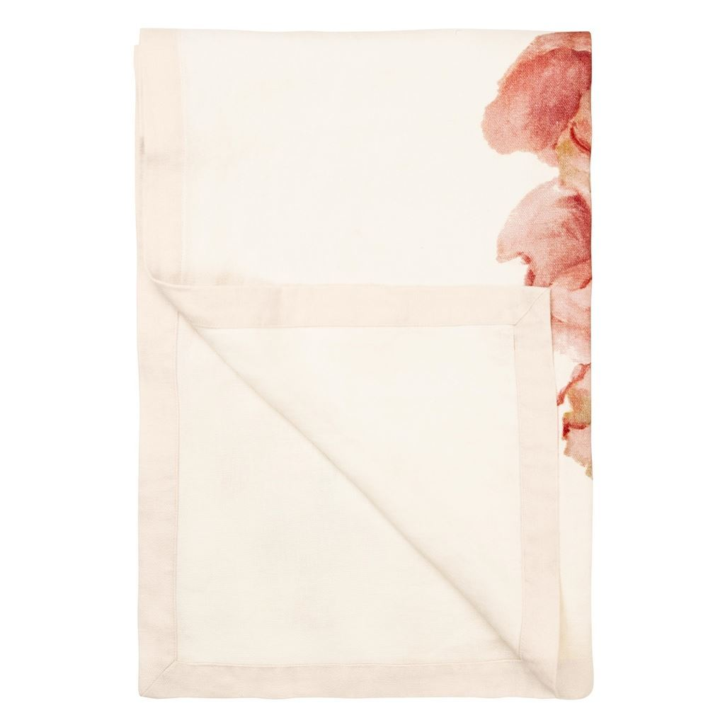 Tourangelle Peony Throw by Designers Guild