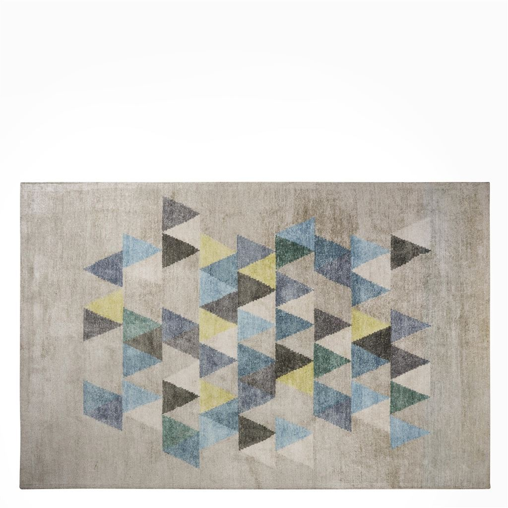 Dorsoduro Celadon Rug - Designers Guild at Fig Linens