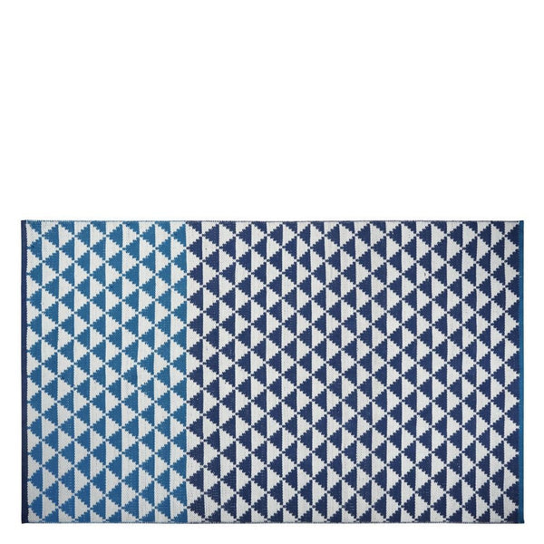 Biscayne Cobalt Rugs | Shop Floor Rugs