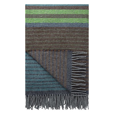 Designers Guild Bedford Azure Throw