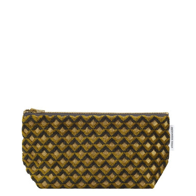 Portland Ochre Small Toiletry Bag