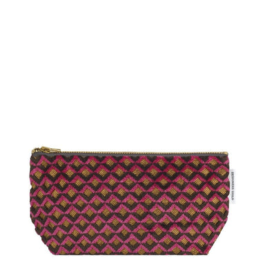 Portland Raspberry Small Toiletry Bag