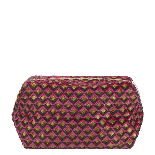 Portland Raspberry Medium Toiletry Bag