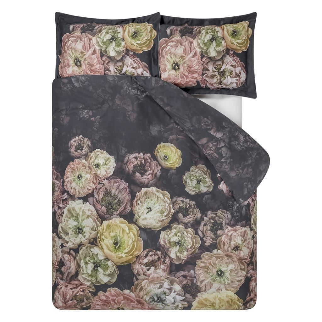 Designers Guild Le Poeme De Fleurs Midnight Bedding overview