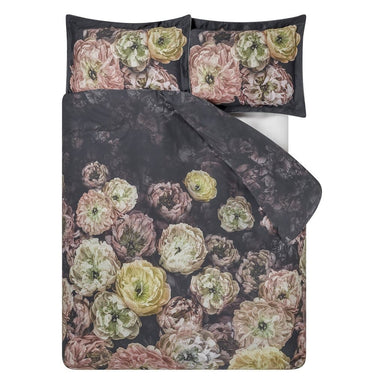 Designers Guild Le Poeme De Fleurs Midnight Bedding - Duvets & Shams