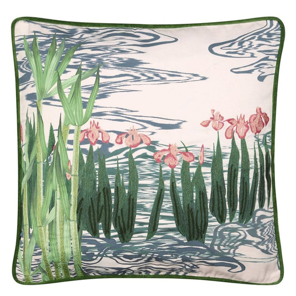 Maison Christian Lacroix Ondine Bourgeon Decorative Pillow
