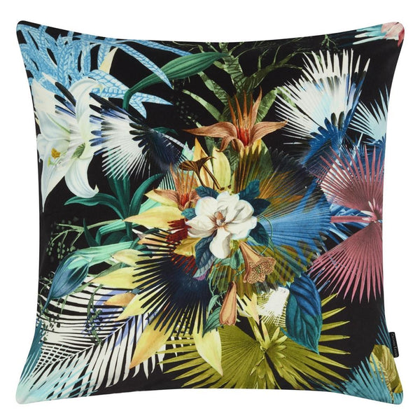 Oiseau de Bengale Marais Decorative Pillow | Christian Lacroix at Fig linens