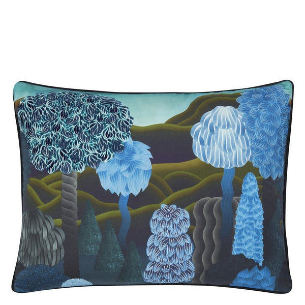 Songs d'ete Marais Pillow | Christian Lacroix at Fig Linens