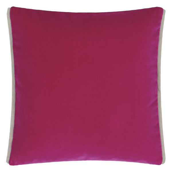Varese Magenta & Blossom Decorative Pillow by Designers Guild