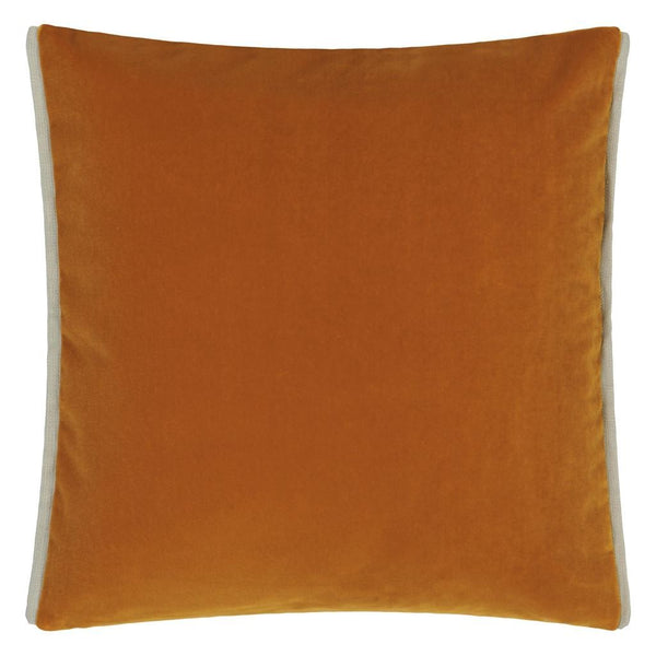 Varese Saffron & Olive Decorative Pillow by Designers Guild