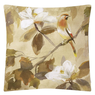 Maple Tree Sepia Decorative Pillow by Designers Guild