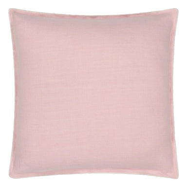 Brera Lino Blossom & Pearl Decorative Pillow by Designers Guild