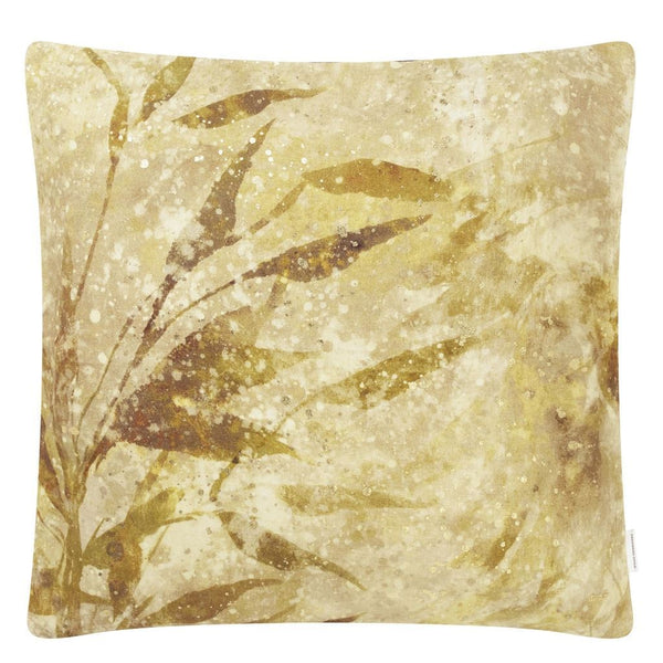Designers Guild Jardin Chinois Hemp Decorative Pillow