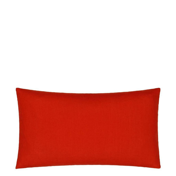 Things I Like Parchment Pillow - Solid Reverse | John Derian by Designers Guild