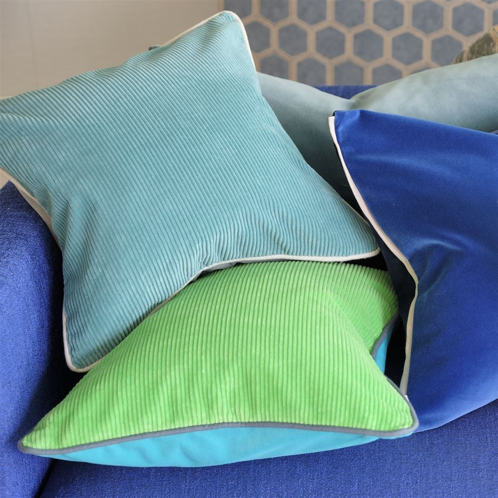 Corda Apple Pillow by Designers Guild - view 2