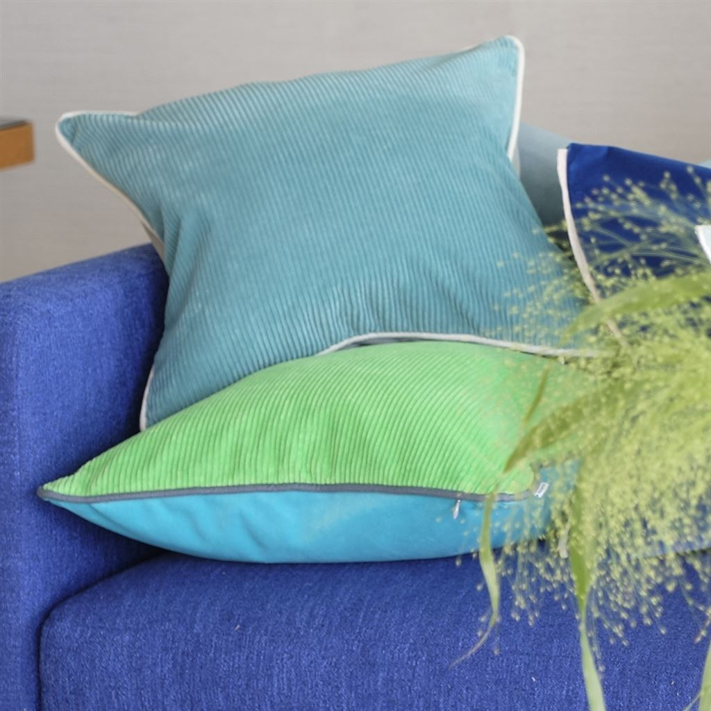 Corda Apple Pillow by Designers Guild - view 1