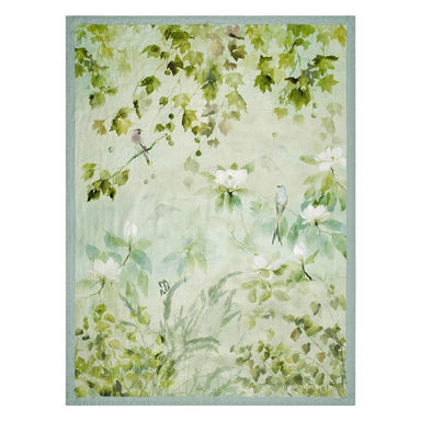 Maple Tree Celadon Throw by Designers Guild