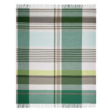Florentin Emerald Throw | Designers Guild