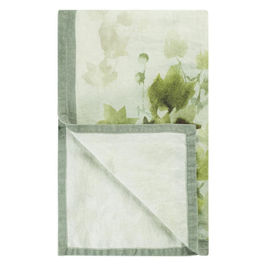 Designers Guild Maple Tree Celadon Throw | Fig Linens