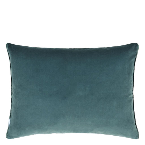 Designers Guild Cassia Celadon & Mist Decorative Pillow