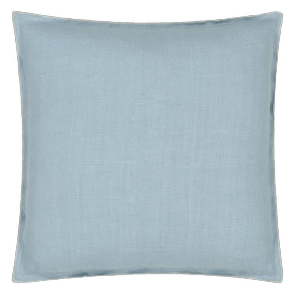 Designers Guild Brera Lino Sky & Cloud Decorative Pillow