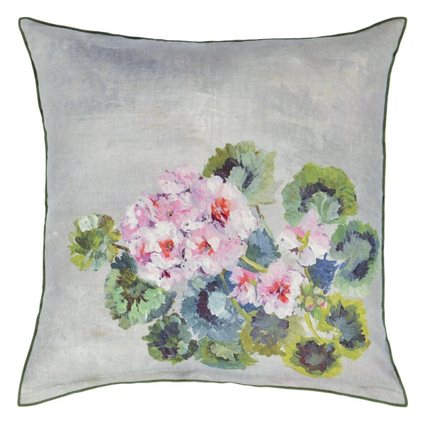 Designers Guild Grandiflora Rose Epice Decorative Pillow Reverse