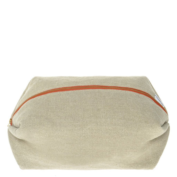Brera Lino Pebble Large Toiletry Bag