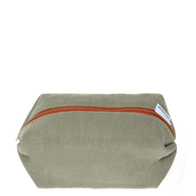 Brera Lino Moleskin Toiletry Bag | Designers Guild