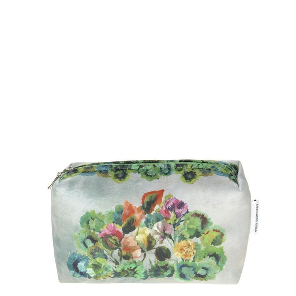 Grandiflora Rose Epice Small Toiletry Bag by Designers Guild