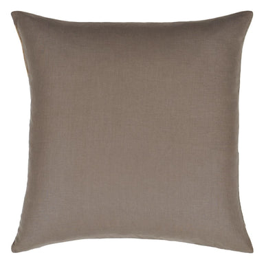 Designers Guild Glasshouse Topaz Decorative Pillow - Solid Reverse | Fig Linens