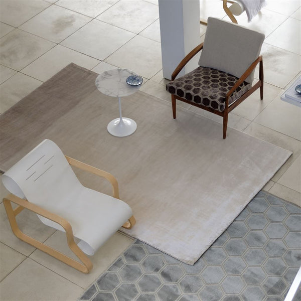 Eberson Mink Rug | Designers Guild Rugs at Fig Linens