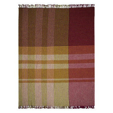 Fig Linens - Designers Guild Arklet Loganberry Throw