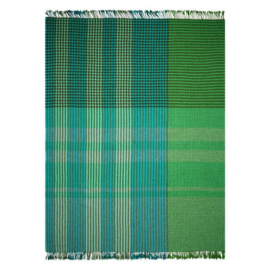 Arklet Emerald Throw Designers Guild - Fig Linens