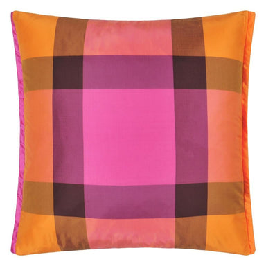 Varanasi Fuchsia Cushion - Designers Guild - Fig Linens