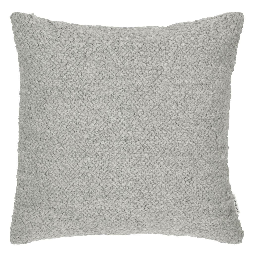 Cormo Zinc Throw Pillow by Designers Guild