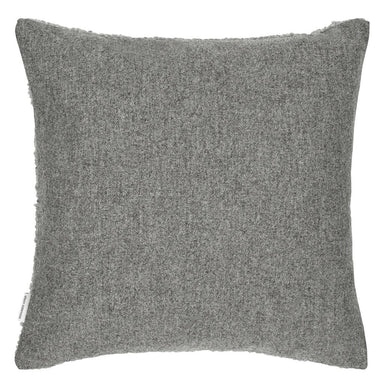 Reverse of Cormo Zinc Throw Pillow by Designers Guild