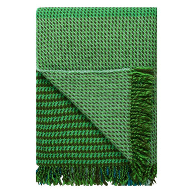 Designers Guild Arklet Emerald Throw | Fig Linens and Home