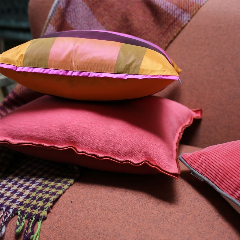Fig Linens - Decorative Pillows by Designers Guild