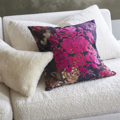 Tarbana Amethyst Decorative Pillow by Designers Guild