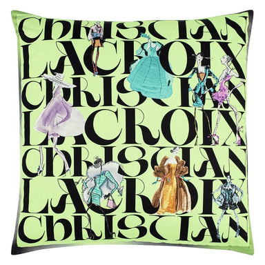 Lacroix Parade Jais Decorative Pillow 2 | Christian Lacroix