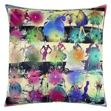 Lacroix Photocall Multicolore Decorative Pillow