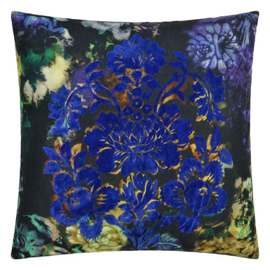 Designers Guild - Tarbana Midnight Decorative Pillow