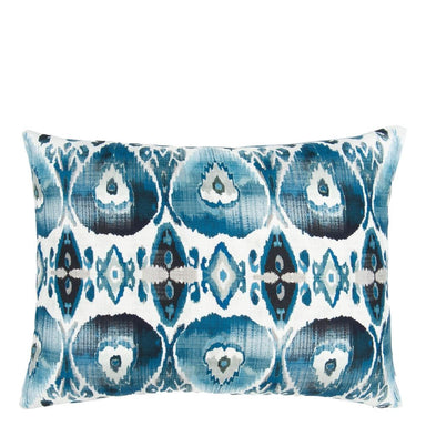 Cuzco Indigo Decorative Pillow | William Yeoward by Designers Guild