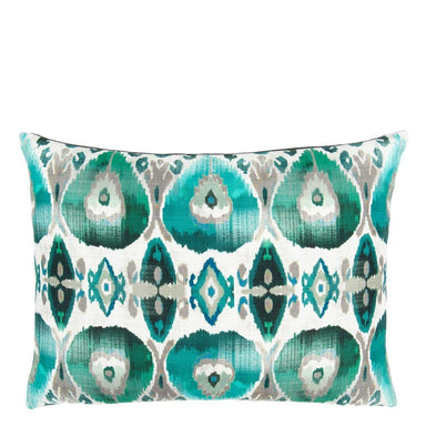 Designers Guild Cuzco Jade Decorative Pillow at Fig Linens