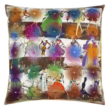 Lacroix Photocall Multicolore Decorative Pillow 2 | Christian Lacroix