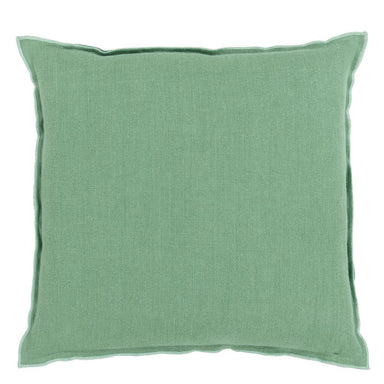 Designers Guild | Brera Lino Thyme & Jade Decorative Pillow