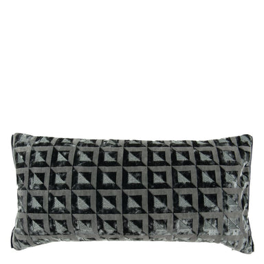 Designers Guild Monserrate Graphite Decorative Pillow